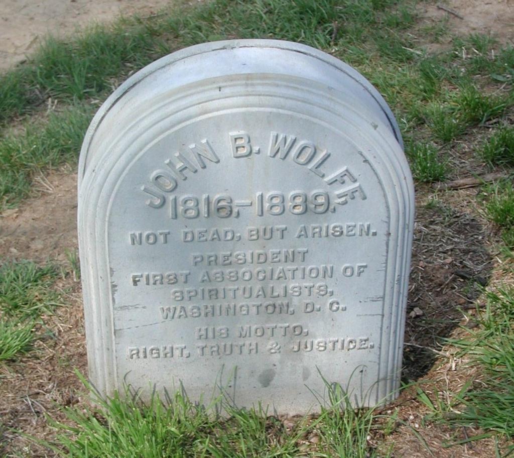 John B. Wolff. Range 95, Site 361.