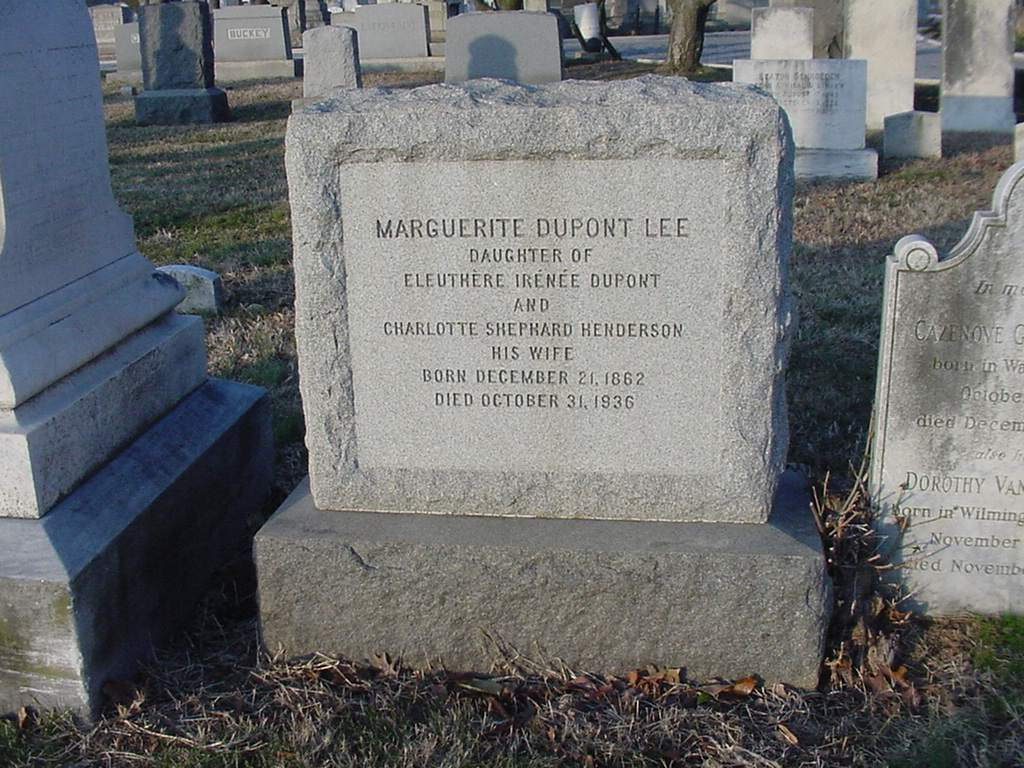 marguerite_headstone