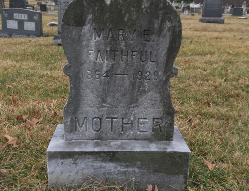 Tragic Tales at Congressional Cemetery: Murder Victims