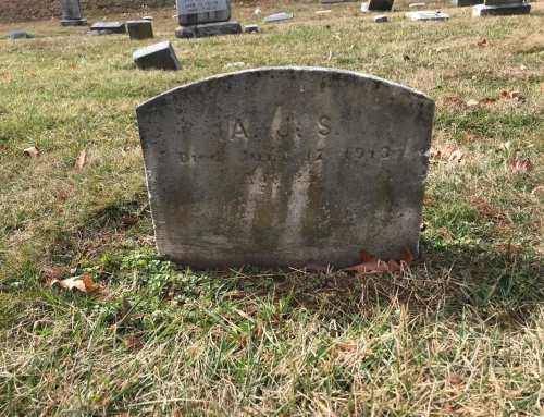 Tragic Tales at Congressional Cemetery: Murderers and Murder-Suicides