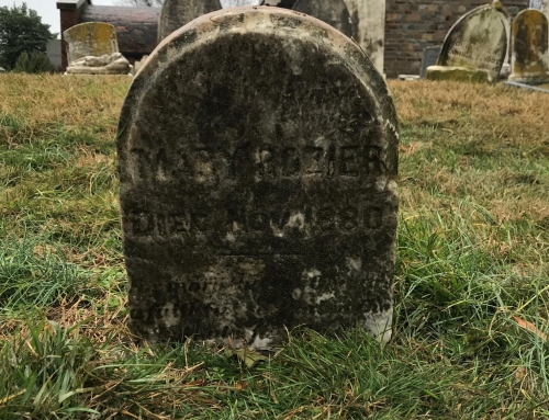 African American Women at Congressional Cemetery