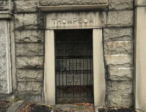African American Women at Congressional Cemetery Part 2