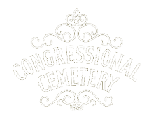 Historic Congressional Cemetery Logo