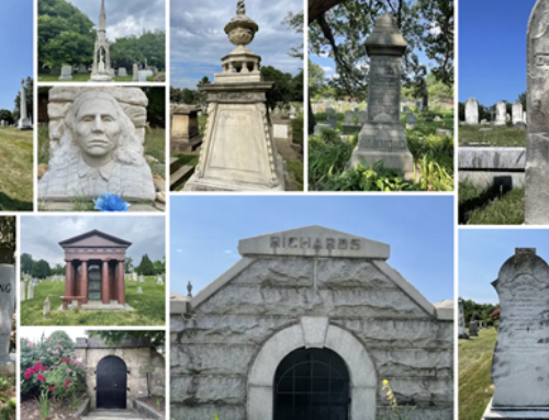 You can now browse Congressional Cemetery graves on Google Arts and Culture